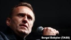 Засновник «Фонду боротьби з корупцією», російський опозиційний політик Олексій Навальний