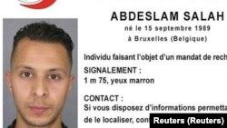 Фотографія Салаха Абдеслама, розповсюджена бельгійської поліцією