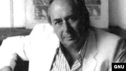 Британский писатель Джеймс Баллард, 1993 год