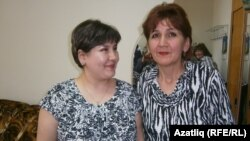 Камилә Халикова (с һәм Гөлфия Шаисламова