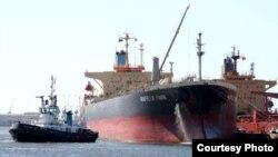 Нафтавы танкер Іранскай нафтавай кампаніі