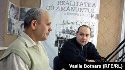 Valeriu Vasilică și Cornel Ciurea