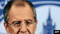 Sergei Lavrov is in Ankara to apply the pressure.