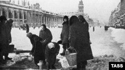 Ленинград, 1941 (фото: ТАСС)