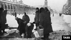 1941 год, Ленинград