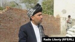 خوست والي پوهندوې حکم خان حبیبي