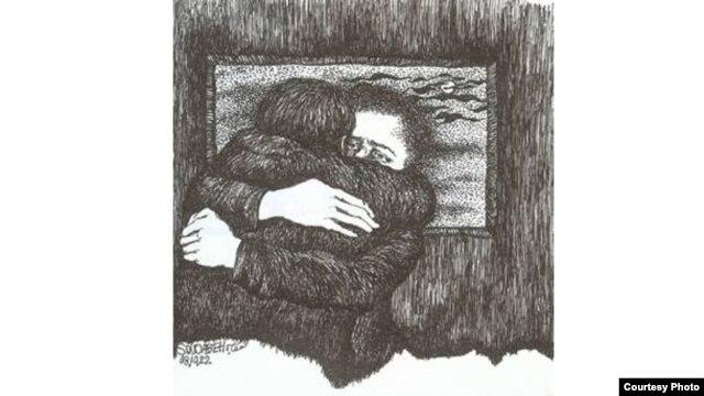 اثری از سودابه اردوان، زندانی سیاسی دهه ۶۰