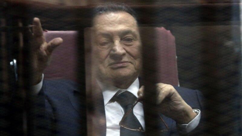 Екс-президент Єгипту Хосні Мубарак вийшов із в'язниці