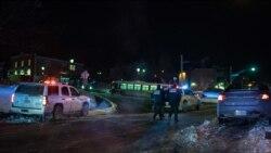 Kanada: metjitde bolan atyşykda 6 adam öldi