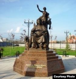Йошкар-Олада Флоренция идарәчесенә һәйкәл
