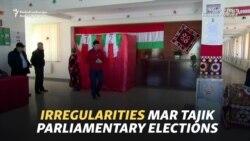 Irregularities Mar Tajik Parliamentary Elections