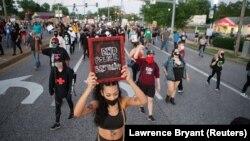 Протесты в Миссури, 10 июня 2020 года