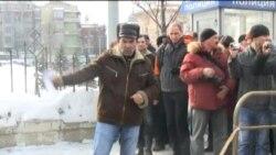 Казан халкы полициягә нәфрәт белдерде
