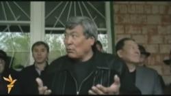 Тохтара Аубакирова прогнали с улицы его имени