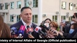 Вахтанг Гомелаури, комментируя вчерашние события, отметил, что грузинские правоохранители действовали четко по инструкции