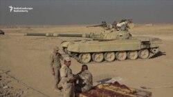 Iraqi Troops Advance East Of Mosul