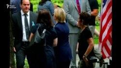 Клинтон отменила предвыборную поездку из-за пневмонии