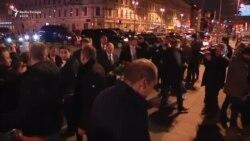 Lule për viktimat e sulmit në metro