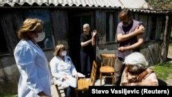Vakcinacija stanovništva u ruralnim dijelovima Crne Gore