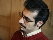 Iran - Reza Valizadeh, journalist and the manager of Baznegar website,who detained by security agents on Teusday,27 November 2007