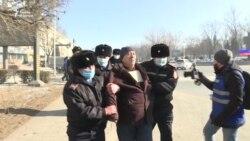 Как активисты вышли на протест и оказались в многочасовом окружении