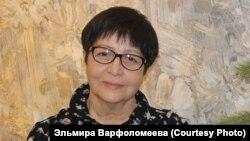 Элмира Варфоломеева