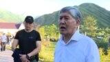 Атамбаев во второй раз не пришел на допрос в МВД