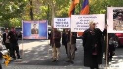 Ազատամարտիկները Ավետիսյանին ազատ արձակելու պահանջագիր ներկայացրին