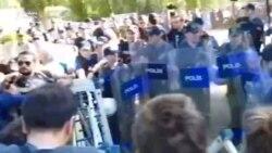 Туркия: Анқарада дарахт кесилишига қарши намойиш куч билан тарқатилди