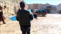 Ймовірна хімічна атака у Сирії: майже 60 людей загинули (відео)