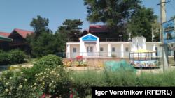 Селище Курортне на феодосійському узбережжі, серпень 2021 року