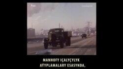 1950-nji ýyllardaky Moskwa