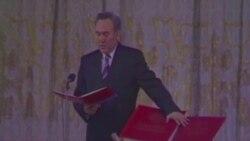 Бессменный президент Казахстана: 29 лет Назарбаева у власти (видео)