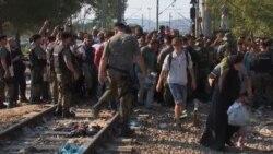 Nastavlja se priliv izbeglica iz Grčke