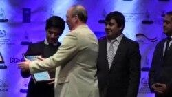 """Отличившиеся в 2013 году компании Таджикистана получили звание """"Бренд года"""""""