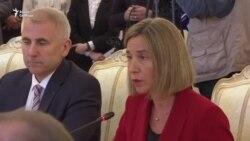 Могерини: санкции ЕС против России будут сохранены