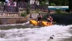 Почему в Крыму не борются с заболачиванием реки Салгир (видео)