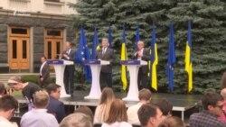 ЄС згоден на антикорупційну судову палату в Україні замість окремого антикорупційного суду (відео)