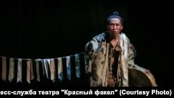 """Спектакль """"Три светила"""" якутского театра Олонхо"""