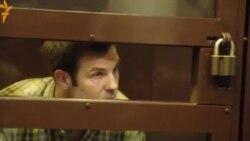 Мурманск. Независимый журналист Брайан Кирон в суде.