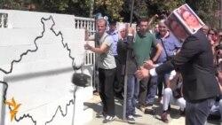 27.08.2015 Протест на Косово, воена вежба во Душанбе