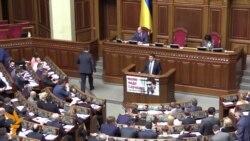 Parlamenti e miratoi kryeministrin e ri në Ukrainë