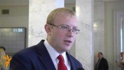 Парламент проголосував за фінансові махінації – Шевченко