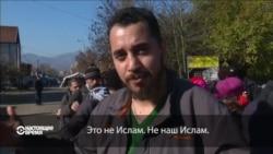Сербиядәге Сүрия качаклары Париж һөҗүмнәрнең исламга катнашы юк, ди