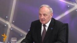 Preşedintele Nicolae Timofti la Europa Liberă