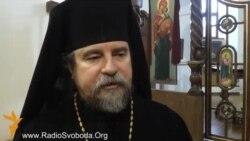 Архієпископ Ісіченко закликав згуртуватися, щоб протистояти агресії Росії