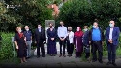 Porodice sa skupa u Prištini: Nestala lica su zajedničko pitanje