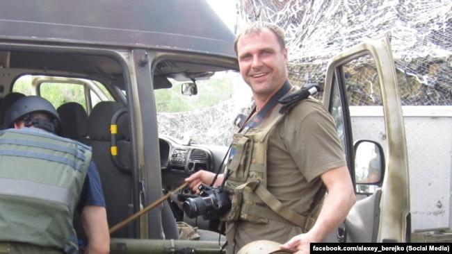 Алексей Бережко, бывший волонтер-пилот фонда «Сестры победы»