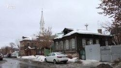 Казанның җимерелә баручы тарихи биналары