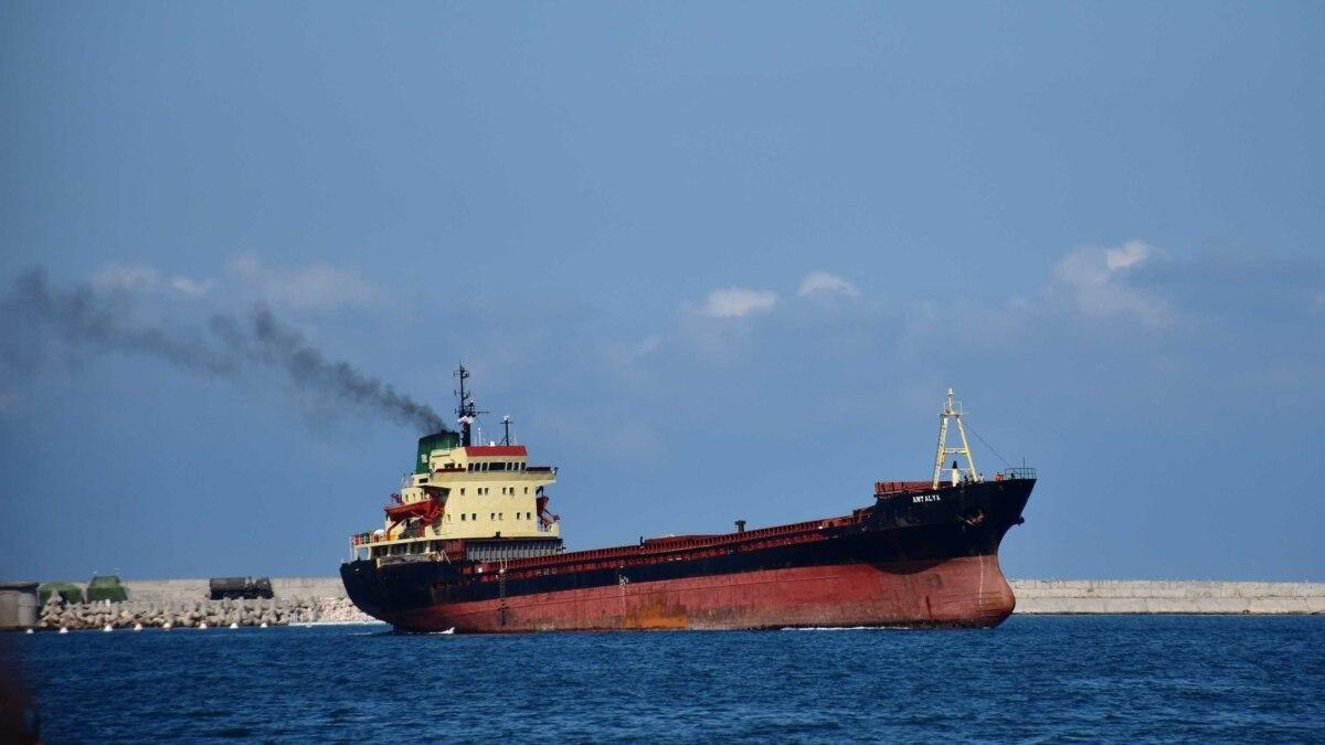 Antalya у берегов Севастополя: что известно о судне и как оно оказалось в Крыму